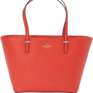 Kate Spade Tote in apple jelly