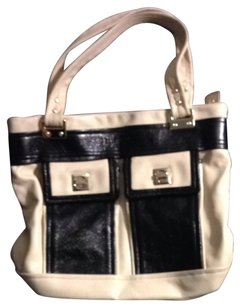 Kate Spade Tote in Porcelain/Black