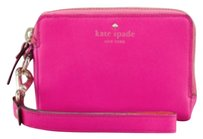 Kate Spade Wristlet in Hot Pink