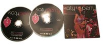 Katy Perry 3 pc. Katy Perry 2 CDs unplugged