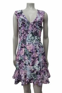 Keepsake the Label short dress Lavender Kiss Sun on Tradesy