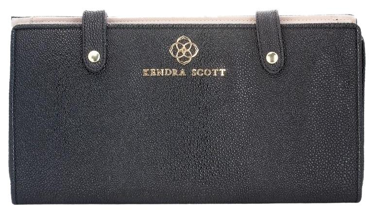Kendra Scott Jet Set Large Jewelry Organizer Black WeekendTravel