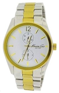 Kenneth Cole Kenneth Cole York Two-tone Mens Watch Kcw3039