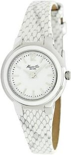 Kenneth Cole Kenneth Cole York White Leather Ladies Watch Kc2700