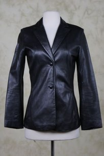 Kenneth Cole Womens Black Jacket