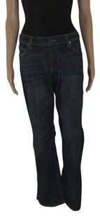 Kenneth Cole Straight Leg Jeans