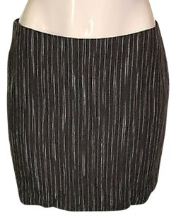 Kenneth Cole Straight Pencil Skirt Brown