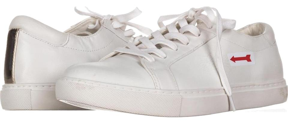 Kenneth Cole White New York York New Kam Fashion Sneakers 581 / 40 Eu Sneakers Size US 9 Regular (M, B) b44286