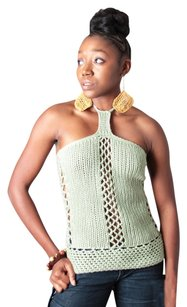 Khosi Clothing & Accessories Crochet Spring Summer Sweater