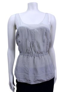 Kimchi Blue Urban Outfitters Top Gray