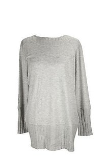 Krizia Womens Boat Neck Sweater