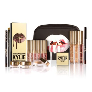 Kylie Cosmetics Limited Edition Birthday Collection Makeup Bundle