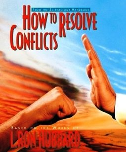 L. Ron Hubbard How to Resolve Conflicts Booklet (paperback)