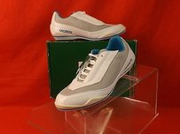 Lacoste Fashion Sneakers WHITE / BLUE Athletic