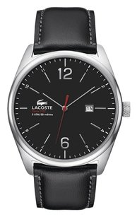 Lacoste Lacoste Men's 2010748 Austin Analog Display Japanese Quartz Black Watch