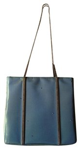 Lalique Satchel in Blue/green