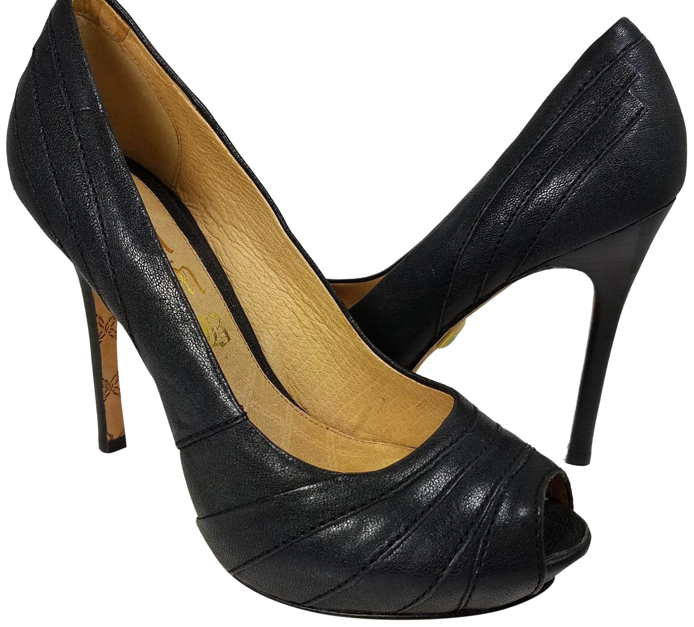 LAMB Platform Peep-Toe Pumps under $60 high quality cheap price outlet purchase for sale cheap price from china U3oNg