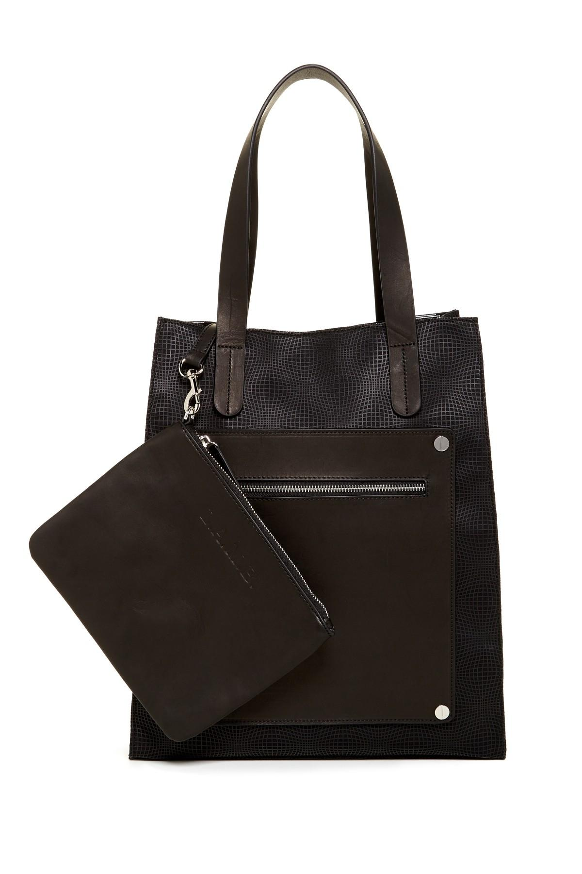 L.A.M.B. Tote in Black