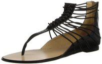 L.A.M.B. Gladiator Leather Sandals