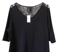 Lane Bryant Top Black
