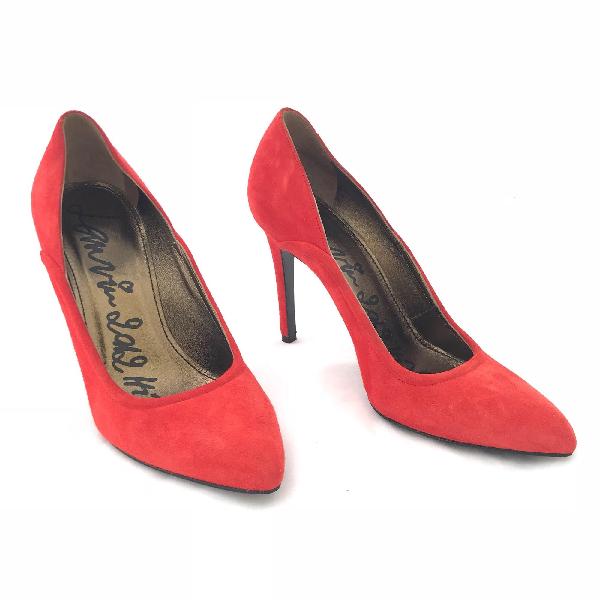 Lanvin Suede Pointed-Toe Pumps with mastercard cheap price quality free shipping wide range of cheap online footlocker finishline sale online RBO56UO