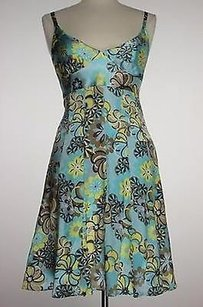Laundry by Shelli Segal short dress Multi-Color on Tradesy