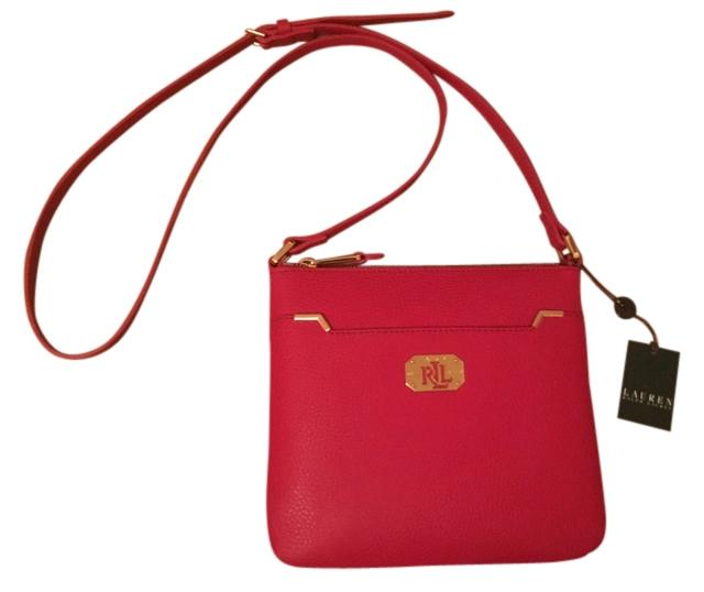 Lauren Ralph Lauren Acadia Acadia Handbag Purse Cross Body Bag ...