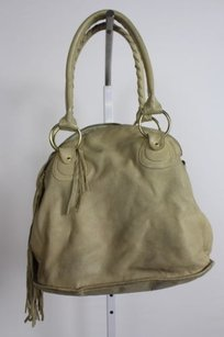 Le'Bulga Bulga Womens Satchel in Beige
