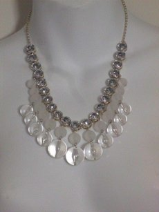 Lee Angel Lee Angel Crystal Bauble Statement Necklace
