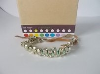 Lee Angel Lot Of Lee Angel Color Therapy Mint Beige Suede Friendship Bracelet 55