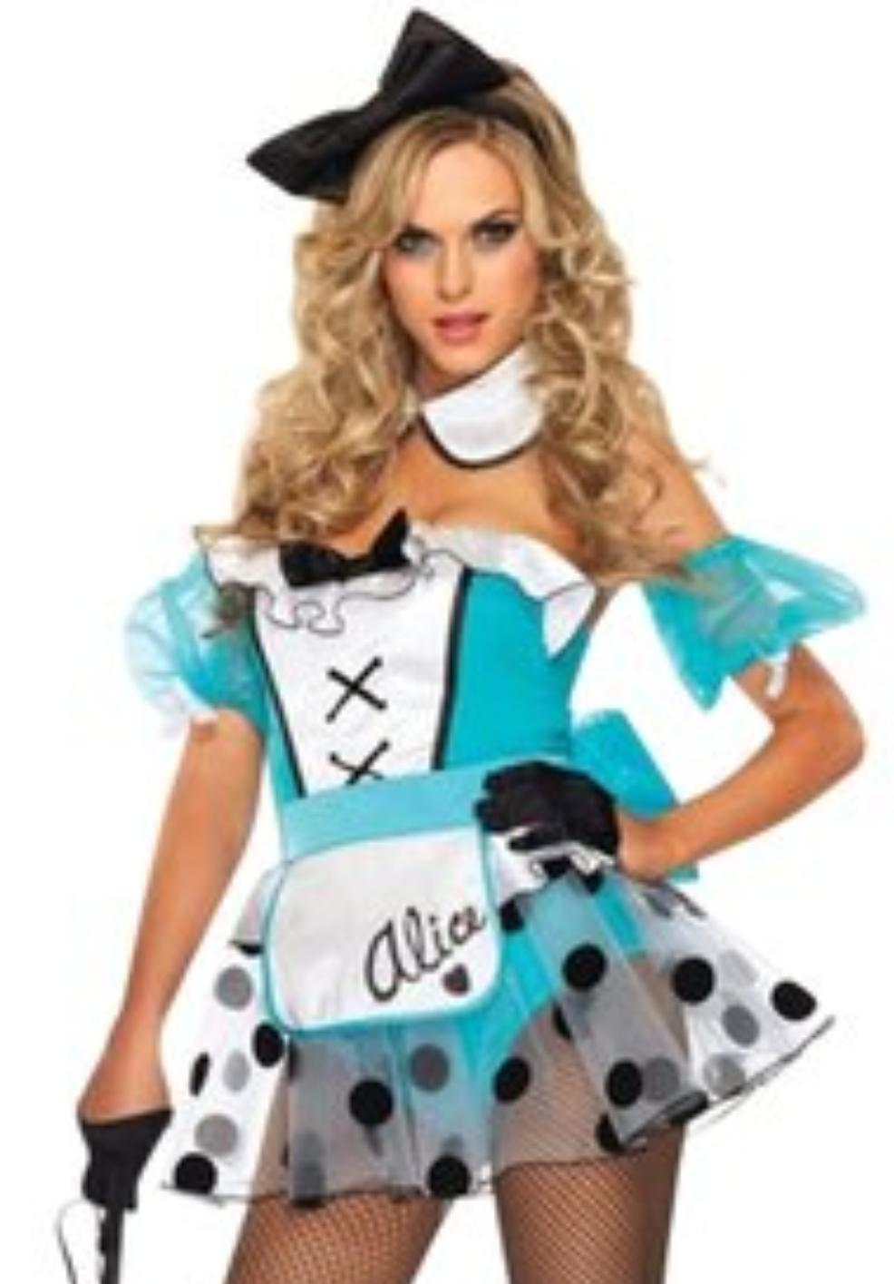 Leg Avenue Halloween Costumes-. 123  sc 1 st  Tradesy & Leg Avenue Blue Halloween Costumes-
