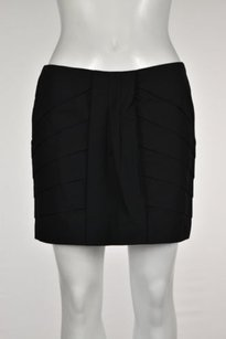 Leifsdottir Womens Pencil Casual Above Knee Skirt Black