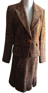 Leona Tweed Wool LEON suit
