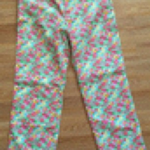 Lilly Pulitzer Ankle Capri/Cropped Pants Multi-Color