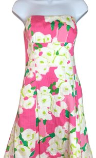 Lilly Pulitzer short dress Pink on Tradesy