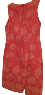 Lilly Pulitzer short dress Pink and Yellow on Tradesy