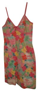 Lilly Pulitzer short dress Pink, yellow, blue on Tradesy