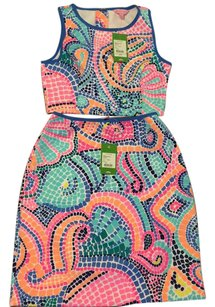 Lilly Pulitzer short dress tilewave on Tradesy