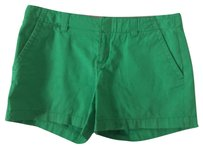 Lilly Pulitzer Palm Beach Dress Shorts green