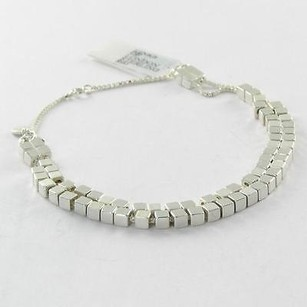 Links of London Links Of London 5010.2813 Double Cubist Bracelet Sterling Silver