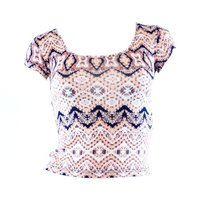 Living Doll Top Pink