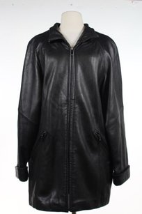 Liz Claiborne Womens Black Jacket