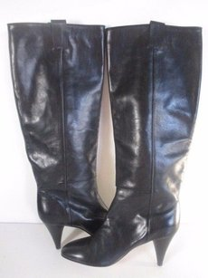 Loeffler Randall Elka Leather black Boots