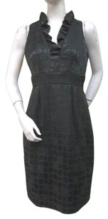 London Times Tonal Dots Dress