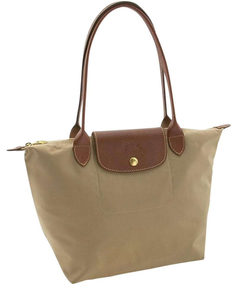 Longchamp Le Pliage Nylon Tote Shoulder Bag