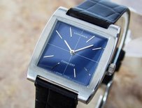 Longines Longines Conquest Stainless Swiss Made Steel Manual 70s Mens Dress Watch L68