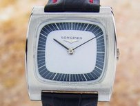 Longines Longines Swiss Made Mens Mid Manual Dress Watch Circa 1960s Dx10