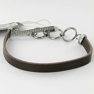 Lori Bonn Lori Bonn 412900brn Slide Bracelet Belgian Chocolate Brown 8 Toggle