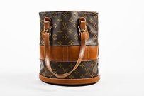 Louis Vuitton Vintage French Tote in Brown