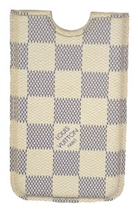 Louis Vuitton Authentic Louis Vuitton Damier Azur Iphone 4 Case